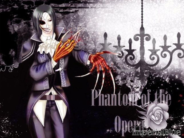 FGO_Phantom of the Opera カンタレラ依頼絵